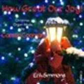 Album artwork for How Great our Joy! Organ Music for Christmas