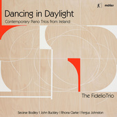 Album artwork for Dancing in Daylight - Contemporary Piano Trios fro