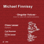 Album artwork for Finnisy: Singular Voices
