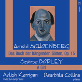 Album artwork for Schoenberg & Bodley: Vocal Works