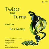 Album artwork for Twists & Turns