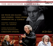 Album artwork for Beethoven Academy: Die Weihe Des Hauses...