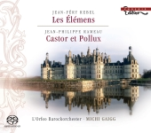 Album artwork for Rebel: Les Elements / Rameau: Castor et Pollux