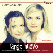 Album artwork for Duo Villarceaux: Tango Nuevo