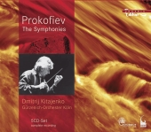 Album artwork for Prokofiev - The Symphonies - Kitajenko