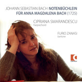 Album artwork for NOTENBUCHLEIN FUR A.M. BACH