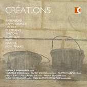 Album artwork for CREATIONS