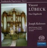 Album artwork for Lubeck: Organ Works