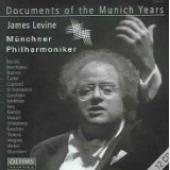 Album artwork for James Levine: Documents of the Munich Years
