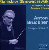 Album artwork for Bruckner: Symphony no. 2