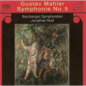 Album artwork for Mahler: Symphony No. 5
