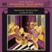 Album artwork for Janacek: Sinfonietta / Taras Bulba