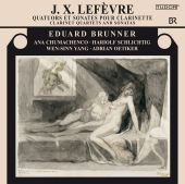 Album artwork for Lefevre: Quatuors et Sonates pour Clarinette