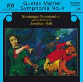 Album artwork for Mahler: Symphony no. 4
