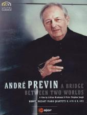Album artwork for Andre Previn: A Bridge Between Two Worlds