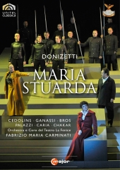 Album artwork for Donizetti: Maria Stuarda