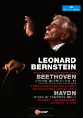 Album artwork for Beethoven: String Quartet no. 16 - Bernstein