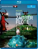 Album artwork for Mozart: MAGIC FLUTE (BLURAY)
