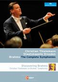Album artwork for Brahms: The Complete Symphonies