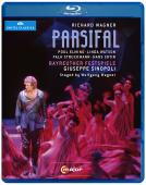 Album artwork for PARSIFAL (BLURAY)