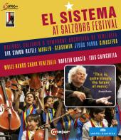 Album artwork for El Sistema at Salzburg Festival (BluRay)