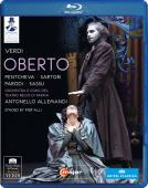 Album artwork for Verdi: Oberto