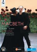 Album artwork for Verdi: Macbeth / Nucci, Bartoletti