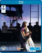 Album artwork for Verdi: Il Corsaro / Ribeiro, Montanaro