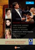 Album artwork for Strauss Gala / Goerke, Harteros, Nylund, Thieleman