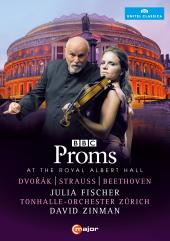 Album artwork for PROMS AT THE ROYAL ALBERT HALL  / Fischer, Zinman