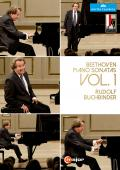 Album artwork for Beethoven: Piano Sonatas, Vol. 1