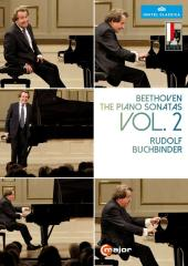 Album artwork for Beethoven: Piano Sonatas, Vol. 2