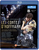 Album artwork for Offenbach: Les Contes d'Hoffmann