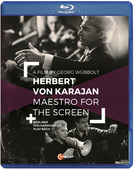 Album artwork for Herbert von Karajan - Maestro for the Screen