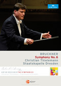 Album artwork for Bruckner: Symphony No. 6 / Thielemann