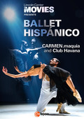 Album artwork for Ballet Hispánico: CARMEN.maquia - Club Havana