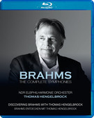 Album artwork for Brahms: Complete Symphonies / Hengelbrock