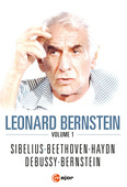 Album artwork for Leonard Bernstein, Vol. 1