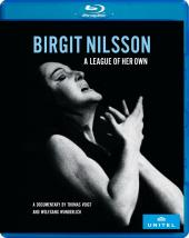 Album artwork for Birgit Nilsson - A League of Her Own