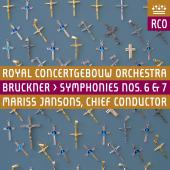 Album artwork for Bruckner: Symphonies Nos. 6 & 7
