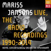 Album artwork for MARISS JANSONS - RADIO RECORDINGS 1990-2014