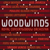 Album artwork for Woodwinds of the RCO
