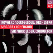 Album artwork for Wagner: Lohengrin, WWV 75 (Live)