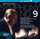 Album artwork for SYMPHONY NO. 9