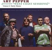 Album artwork for Art Pepper West Coast Sessions vol. 6 - Shelly Man