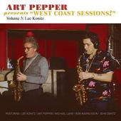 Album artwork for Art Pepper- West Coast Sessions vol. 3: Lee Konitz