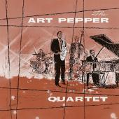 Album artwork for The Art Pepper Quartet