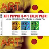 Album artwork for Art Pepper: Neon Art 3-LP Limited Edition set