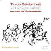 Album artwork for TANGO SENSATIONS (MANUEL BARRUECO)