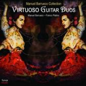 Album artwork for BARRUECO/PLATINO - VIRTUOSO GUITAR DUOS